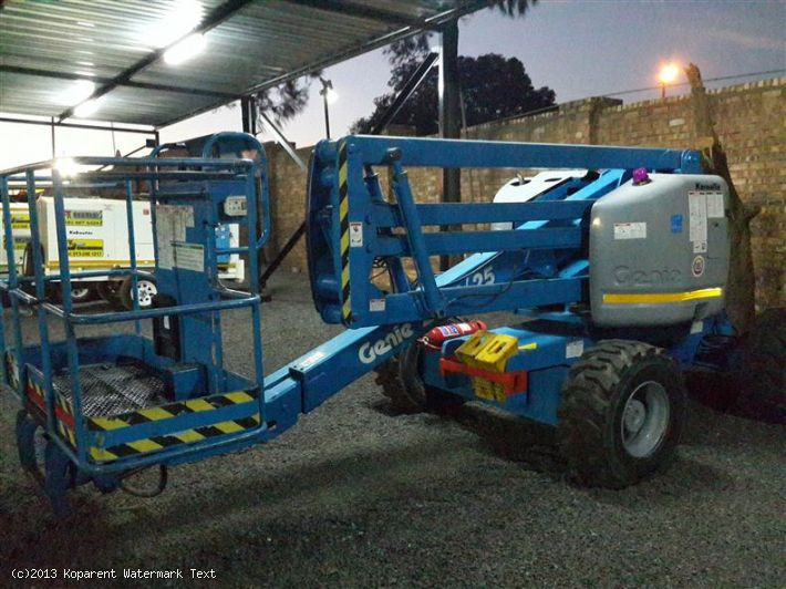 Z45 Cherry Picker